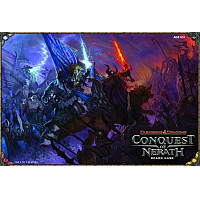 Conquest of Nerath D&D Boardgame