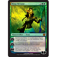 Nissa Revane (Duels of the Planeswalkers)