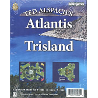 Steam Maps: Atlantis, Trisland