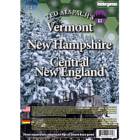 Steam Maps: Vermont, New Hampshire, Central New England