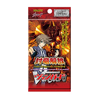 BT11 Seal Dragons Unleashed booster