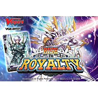 MT01 Rise to Royalty Mega Trial Deck
