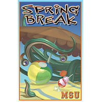Mad Scientist University: Spring Break