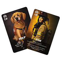 Flash Point: Fire Rescue - Veterans & Rescue Dog