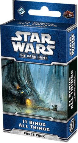 Star Wars: The Card Game - EotF #5: It Binds All Things_boxshot