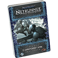 Android: Netrunner - Cyber War Draft: Corporation Pack