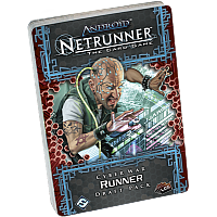 Android: Netrunner - Cyber War Draft: Runner Pack