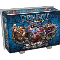 Descent: Journeys in the Dark (Second Edition) - Crown Of Destiny (Hero and Monster Collection)