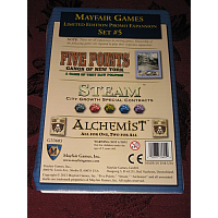 Mayfair Game Variants & Mini-Expansions Set #5