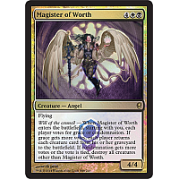 Magister of Worth (CNS Release Promo)