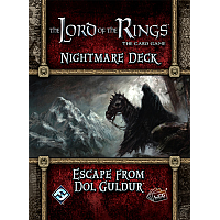 Lord of the Rings: The Card Game: Escape from Dol Guldur - Nightmare Deck