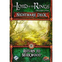 Lord of the Rings: The Card Game: Return to Mirkwood - Nightmare Deck