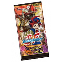 CP01 Burning Valor Booster