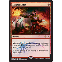 Magma Spray (FNM juli 2014)
