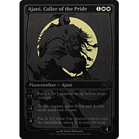 Ajani, Caller of the Pride (SDCC Promo)