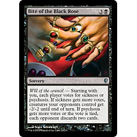 Bite of the Black Rose