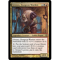 Grenzo, Dungeon Warden