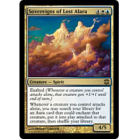 Sovereigns of Lost Alara (Foil)