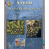 Steam: Map Expansion #4 (Poland & South Africa)