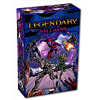 Legendary: A Marvel Deck Building Game: Villains (Stand-alone game)