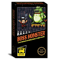 Boss Monster Dungeon Builder Card Game