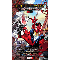 Legendary: A Marvel Deck Building Game: Paint The Town Red (Spider-Man Expansion)