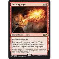 Burning Anger