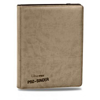 Premium Pro-Binder - 9-Pocket Portfolio - White