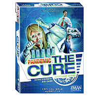 Pandemic - The Cure (Dice Game)