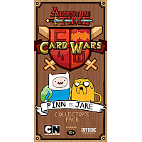 Adventure Time Card Wars - Finn vs. Jake