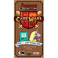 Adventure Time Card Wars - BMO vs. Lady Rainicorn