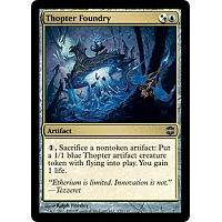 Thopter Foundry ( Foil )
