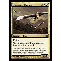 Messenger Falcons
