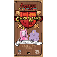 Adventure Time Card Wars - Princess Bubblegum vs Lumpy Space Princess