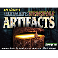 Ultimate Werewolf: Artifacts
