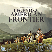 Legends Of  The American Frontier