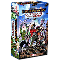 Legendary: A Marvel Deck-Building Game - Guardians Of The Galaxy