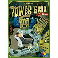 Power Grid Deluxe - Europe & North America