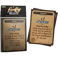 Firefly: Out To The Black (Card Game) - Serenity Bonus Pack