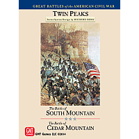 Twin Peaks (Great Battles Of The American Civil War)