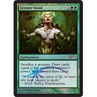 Greater Good ( Foil )
