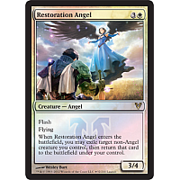 Restoration Angel (Launch Promo)