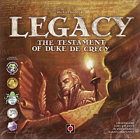 Legacy: Testament of the Duke de Crecy