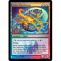 Djinn Illuminatus (Prerelease)