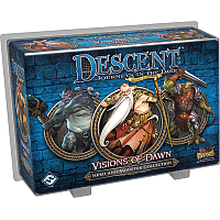 Descent: Journeys in the Dark (Second Edition) - Visions of Dawn (Hero and Monster Collection)