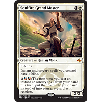 Soulfire Grand Master ( Prerelease Fate Reforged )