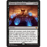 Ghastly Conscription