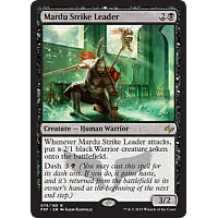 Mardu Strike Leader