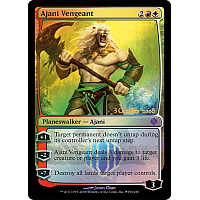 Ajani Vengeant (Shards of Alara prerelease/launch promo)