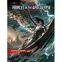 Dungeons & Dragons – D&D Princes of the Apocalypse (äventyr)